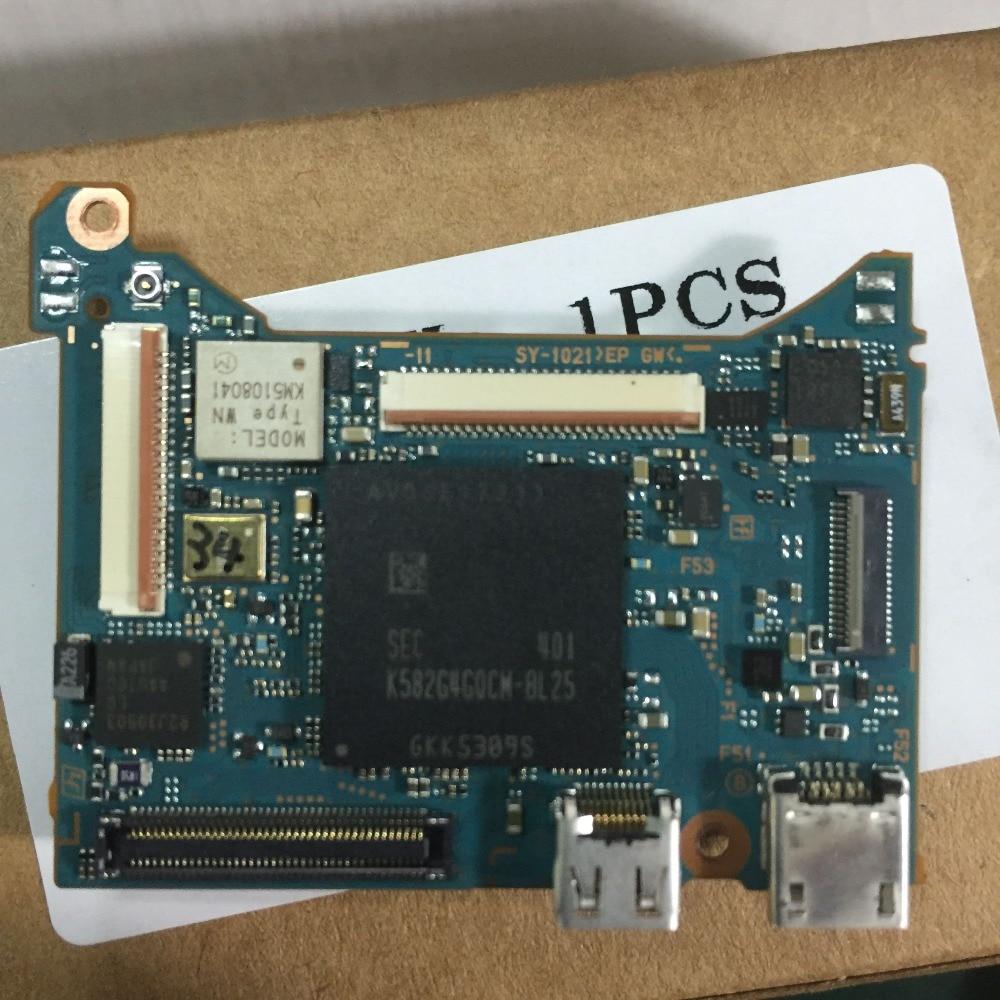 bilder für Neue rx100m2 motherboard für SONY DSC-RX100 II RX100-M2 mainboard RX100-2 hauptplatine Kamera ersatzteile