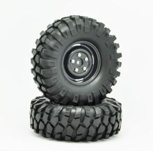 1/10 RC Рок Гусеничный 1.9 «Шины и Колеса (4) 108 мм Подходит Axial SCX10 RC4WD D90