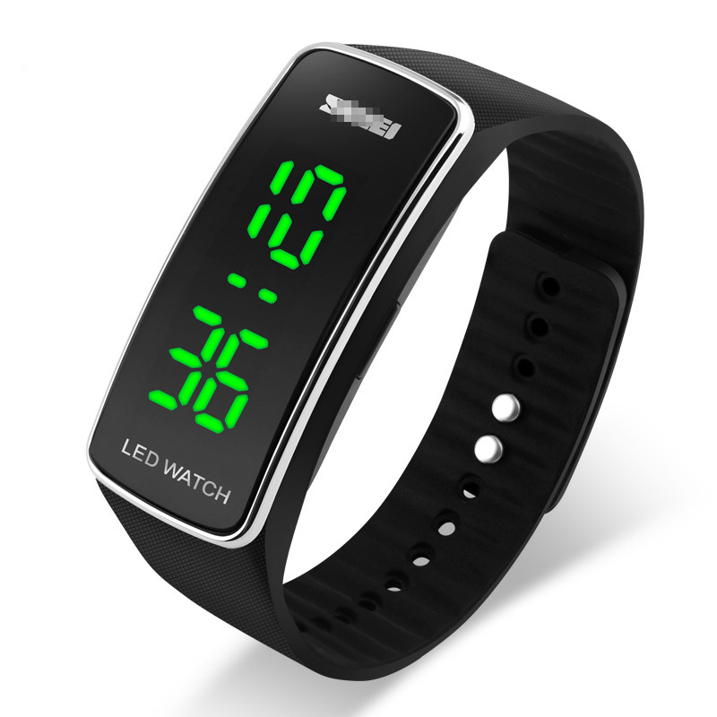 30M Underwater Waterproof Sport Bracelet Watch Electronic LED Digital Watch Bracelet Clock New Brand Watch Men Woman