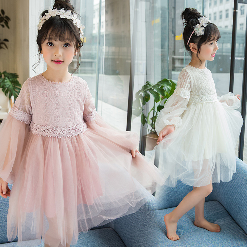 Cute Dresses Kids Girls