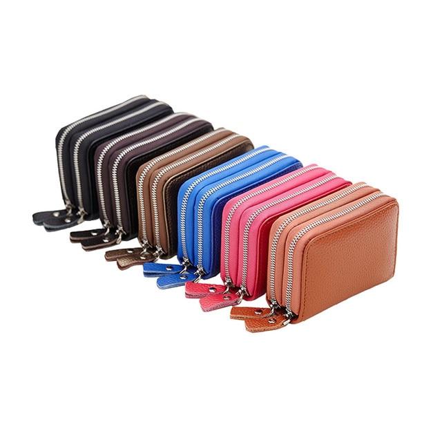 eb88d319aebd US $5.78 38% OFF|wallets for men wallets man purses wallets women's porte  monnaie femme Leather Secure Spacious Cute girl bag Double zippe-in Wallets  ...