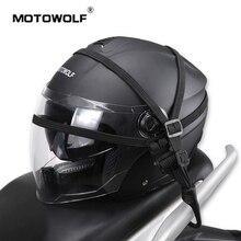 Universal Motorcycle Luggage Net Rope Moto Helmet Net Holder