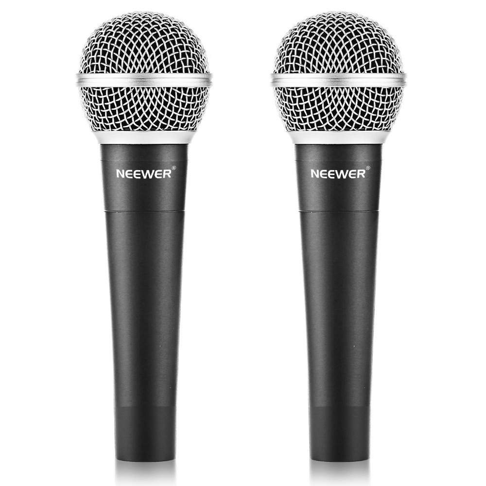 Dynamic Microphone For Home Recording : neewer zinc alloy black professional moving coil handheld dynamic microphone for kareoke stage ~ Russianpoet.info Haus und Dekorationen
