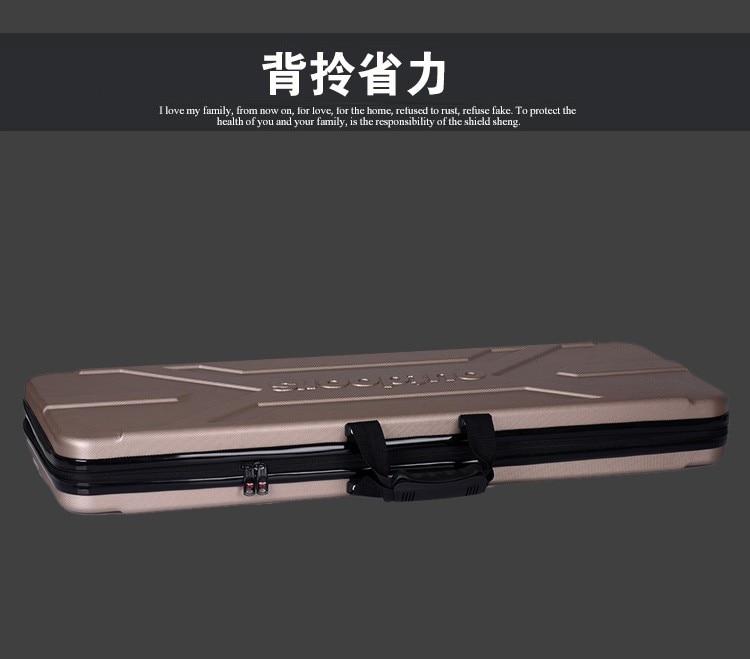 aukštos kokybės įrankių dėklas, ilgas dėklas lauke, lagaminas, - Įrankių laikymas - Nuotrauka 5