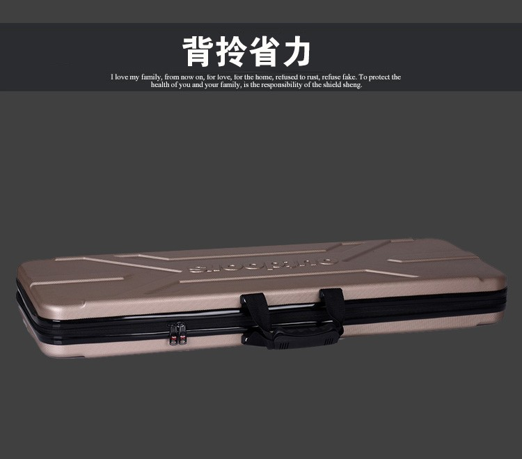 hoge kwaliteit gereedschapskoffer lange koffer buiten bagage speciale - Gereedschap opslag - Foto 5