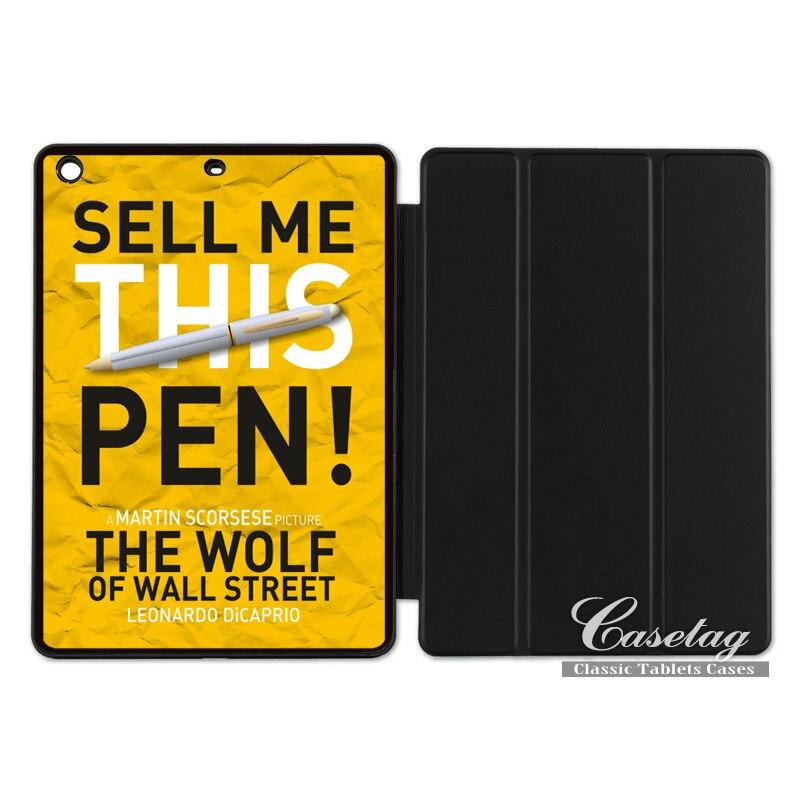 Продать мне эта ручка смешные цитаты чехол для Apple iPad 2 3 4 мини воздуха 1 Pro 9.7 10.5 12.9 новые 2017 a1822