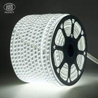 50 м 100 м SMD2835 высокое Мощность гибкие светодиодные srip Клейкие ленты свет Водонепроницаемый обновленная версия 3 ряд 180 светодиодов/ M 2835 СИД 110
