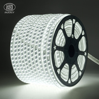 50M 100M SMD2835 High Power Flexible Led Srip Tape Light Waterproof Updated Version 3 Row 180 Leds/M 2835 Led Strip 110V IP65