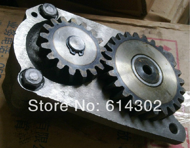 oil pump for weifang 495/4100 series diesel engine parts /weifang 10-40kw diesel generator parts
