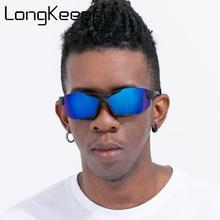 Classic Polarized Sunglasses Men Semi-rimless Sun Glasses Square Mirror Lens Eyeware Male Driving Goggle Oculos De Sol UV400 цена и фото