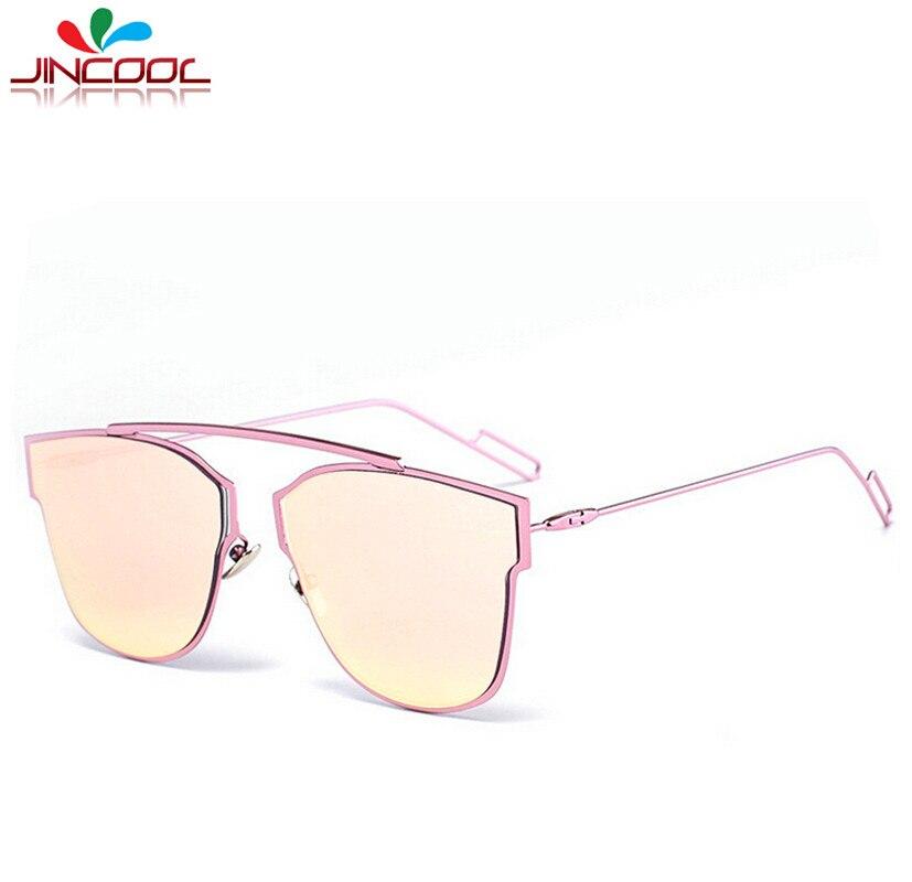 JinCool 2016 Fashion Cheap Sunglasses Women Luxury Brand Designer Vintage CD Cat Eye Sun Glasses Shades Eyewear Oculos S239