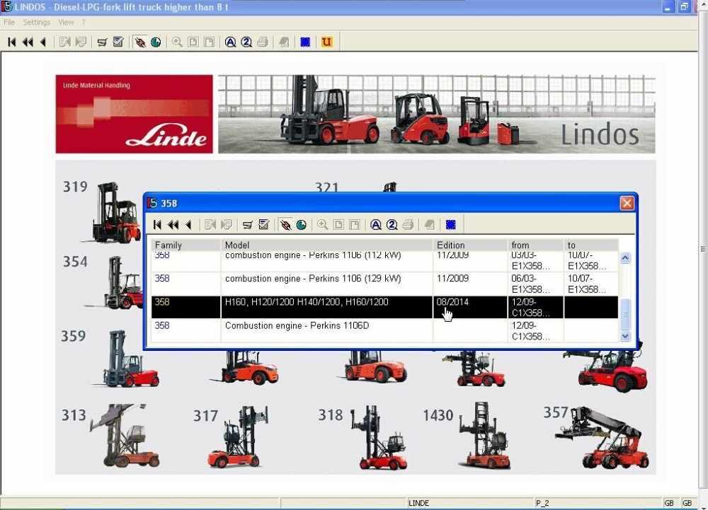 Linde Forklift EPC+Bobcat EPC+JCB spp 1 18+ Manitou +Hyster forklifts  manual+Yanmar Excavator EPC