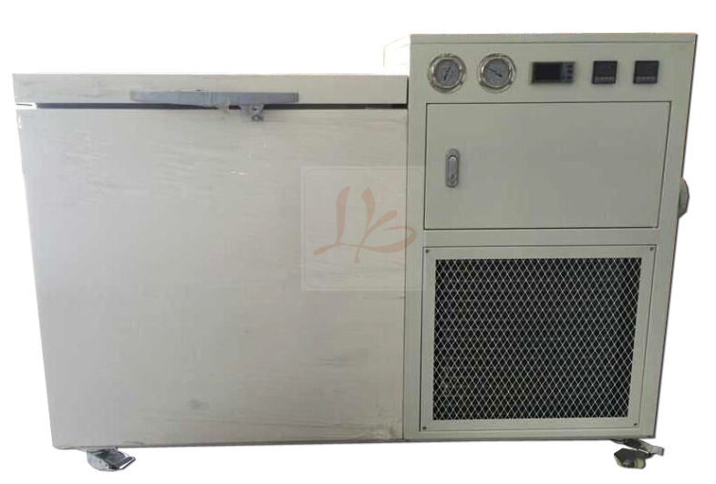 Mobile LCD Frozen Separator Machine fs-30 For Max 35 inch Touch Screen Refurbished Minus 150 degree