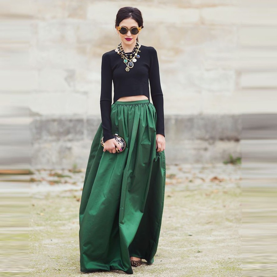 Popular Long Satin Skirt Girl-Buy Cheap Long Satin Skirt Girl lots ...