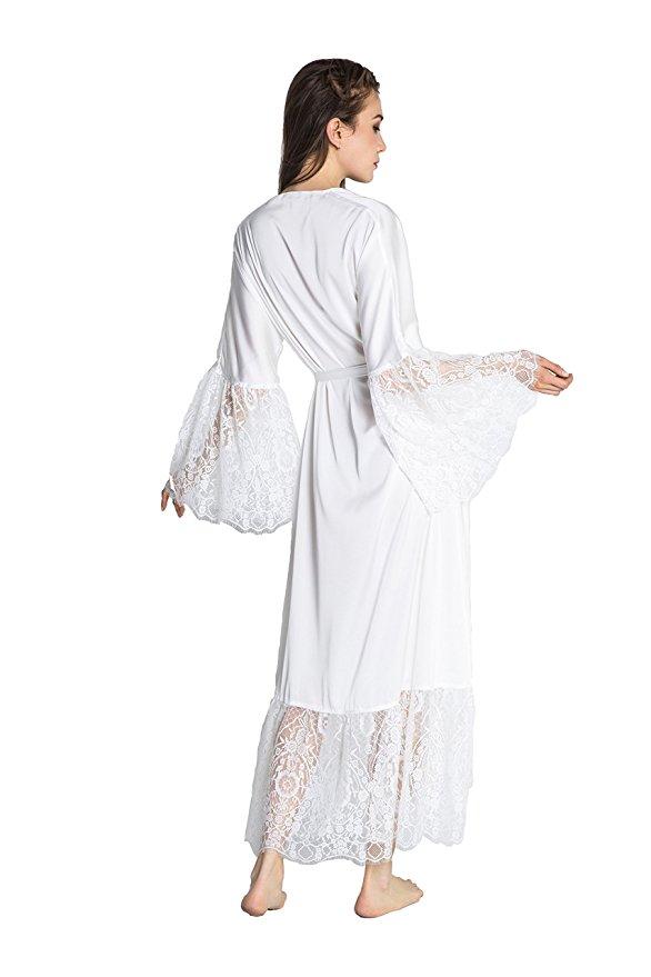 Kimono e pantofole sposa 6