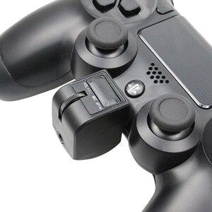 Image 1 - Adaptador de auriculares Mini con mango de 3,5mm, Control de voz, accesorios para videojuegos, PS4, PSVR, PS4, VR