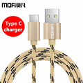 Huawei Honor 8 charger cable MOFi original Honor 8 usb fast charging cable Hauwei Honor8 type c adapter phone accessories 5.2