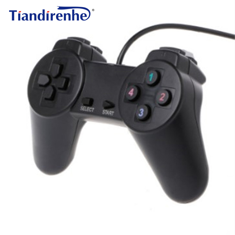 USB 1.01/ for PC USB <font><b>Joystick</b></font> for PC Game Wired Computer Control for Windows <font><b>Laptop</b></font> Plug and Play image