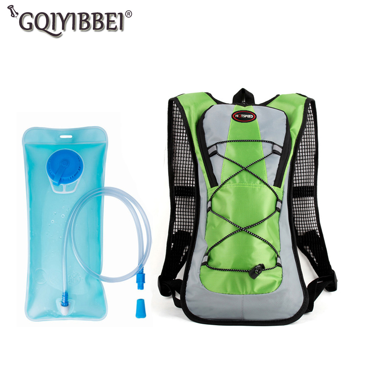 Outdoor Camping Water Bag Hydration Backpack For Trekking Iking Riding Climbing Running Sports Water Pack Bladder Soft Flask