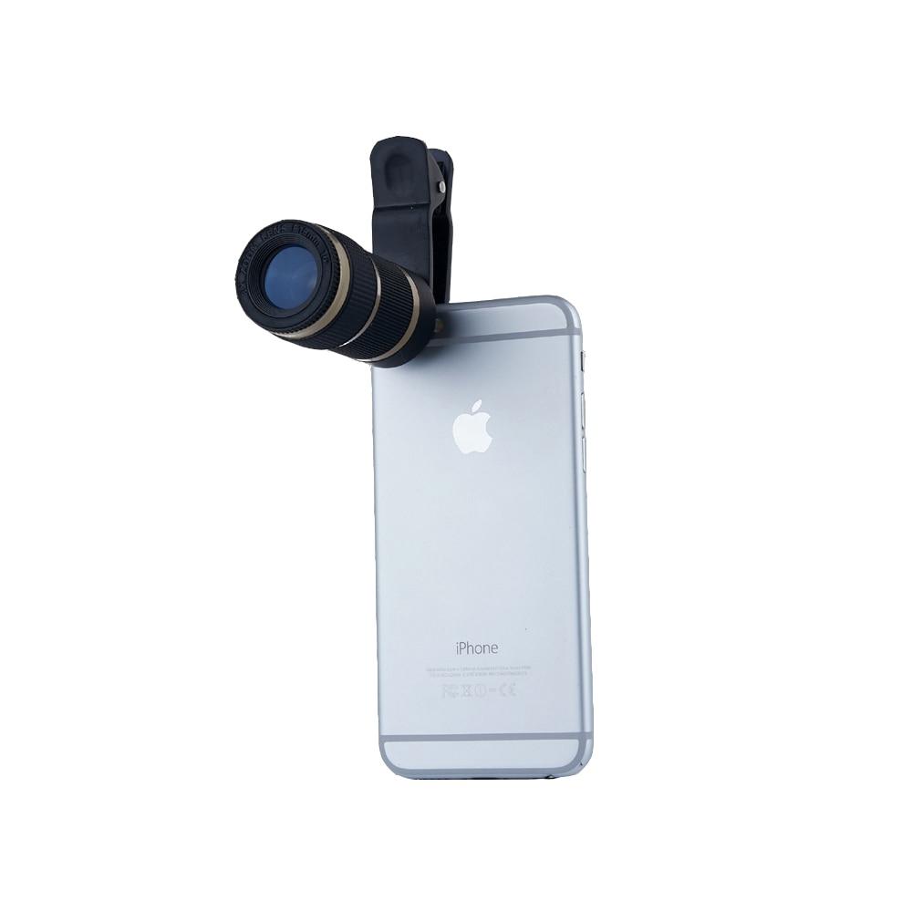 Համընդհանուր տեսահոլովակ 8X - Բջջային հեռախոսի պարագաներ և պահեստամասեր - Լուսանկար 1