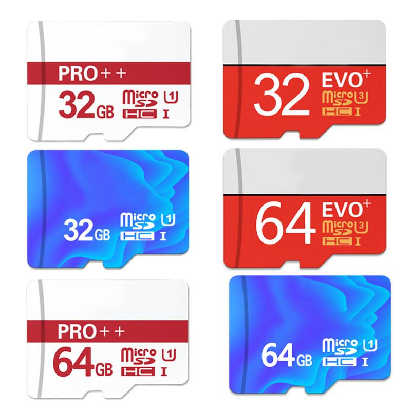 Surveillance Camera Memory Card 32g 64g Storage High Speed Driving Recorder Micro SD Card Dropship 9.28