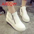 2016 women's short boots Martin boots boots autumn and winter waterproof bootsb1