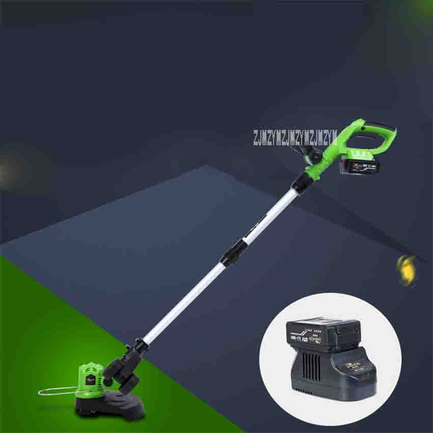 Zjmzym New Garden Pruning Tools Ct 20gr Lawn Mower 20v Electric Hedge Trimmer Portable Home Wireless Charging Gr In From On