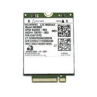 UNLOCKED HUAWEI ME906E LTE 4G module SPS 842922 003 WWAN NGFF Card Module 3G 4G NETWORK CARD For HP ZBOOK 14 15