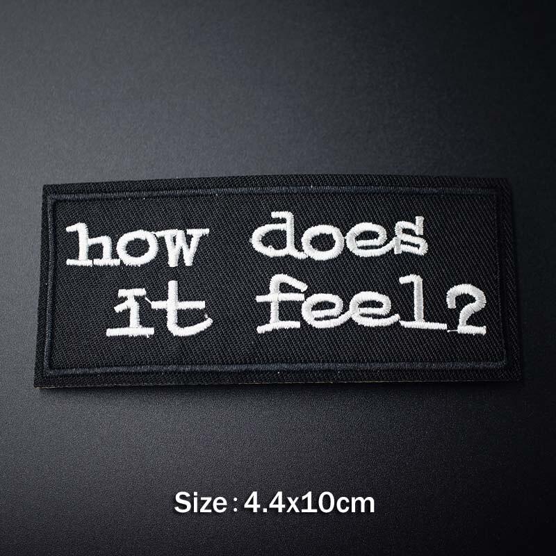 Удивительные сумасшедшие черепа DIY тканевые значки для украшения нашивки джинсы сумка шляпа Одежда Швейные украшения аппликация нашивки - Цвет: A