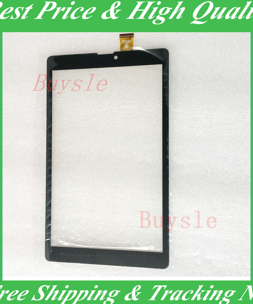 Black New For 8 Prestigio MultiPad Wize 3108 3G PMT3108_3G Tablet Touch screen panel Digitizer Sensor replacement FreeShipping 7inch for prestigio multipad color 2 3g pmt3777 3g 3777 tablet touch screen panel digitizer glass sensor replacement free ship