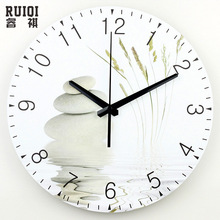 large wall clock modern design silent living room 3d wall decor clock fashion silent wall clock home decoration relojes de pared
