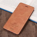 Top quality para xiaomi redmi 3 s 5.0 ''leather + tpu macio para trás tampa da Caixa do telefone Do Vintage Titular do Cartão da Carteira Bolsa para Redmi 3 Pro