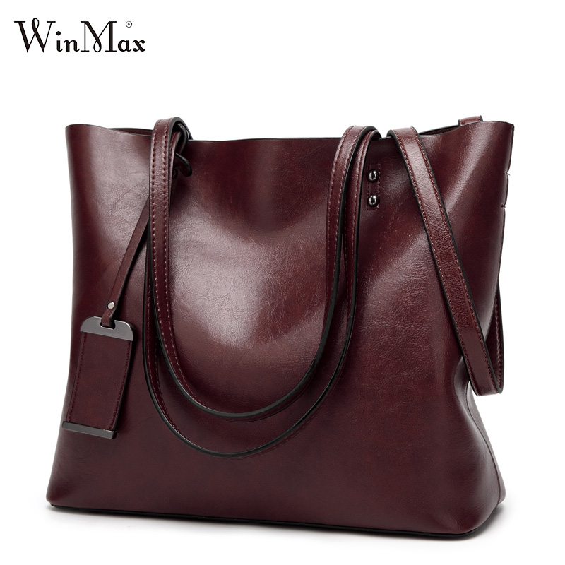 Winmax 2017 Fashion Woman Shoulder Bags Famous Brand Luxury Handbags Women Bag Designer High Quality PU Totes Women Mujer Bolsas bailar fashion women shoulder handbags messenger bags button rivets totes high quality pu leather crossbody famous brand bag