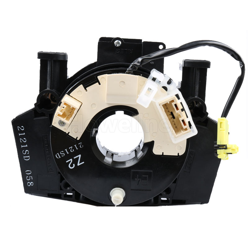 B5567BH00A Free Shipping Combination Switch Assembly For Nissan Qashqai JJ10E J10E Qashqai+2 B5567-BH00A high quality clock spring oem b5567 jd00a b5567jd00a spiral cable airbag sub assy for versa 350z qashqai pathfinder