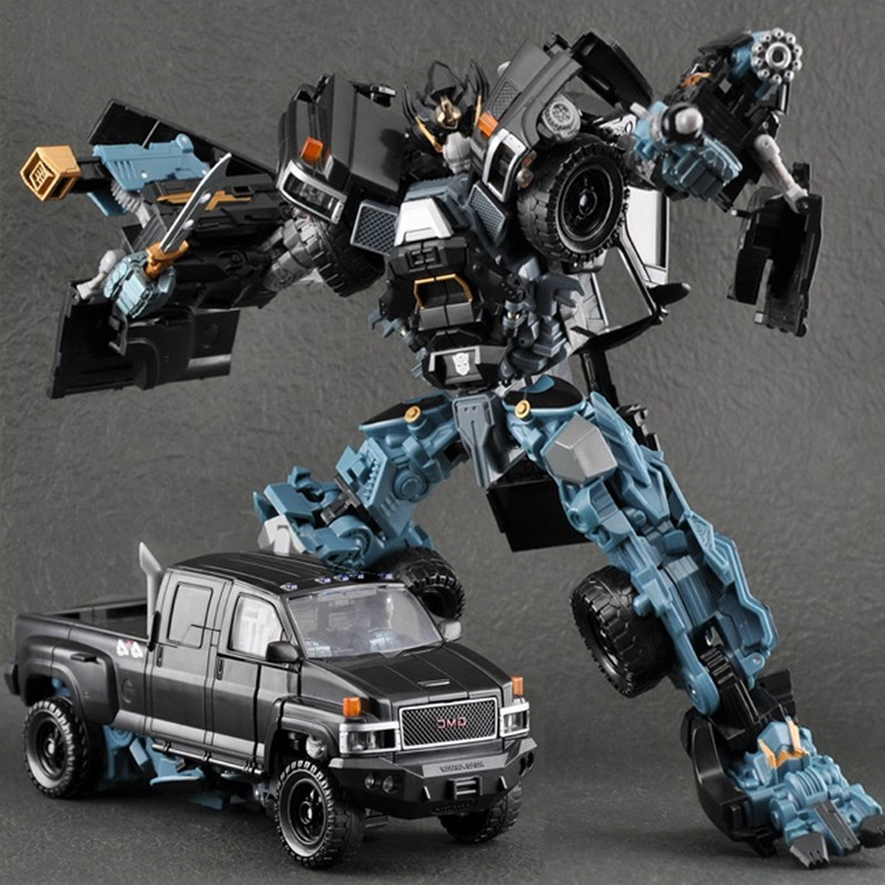 WEI JIANG NEW Transformation Anime Action Figure Movie Toys Boy SS Cool Robot Car Tank Dinosaur Model Kid Children Toys Gifts