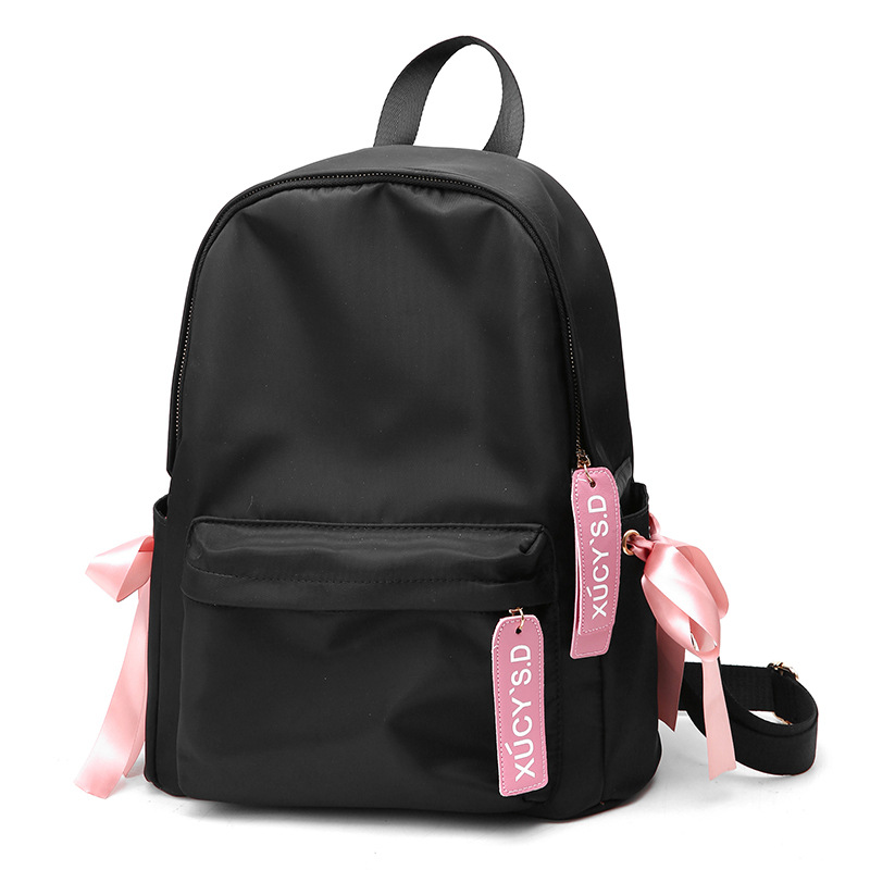 Fashion Backpack Women Leisure Travel Rucksacks for Girls Teenager Cool Contrast Color Preppy Style School Bag preppy style multi color women backpack teenager large school bag casual travel backpacks female high quality soft girls bags