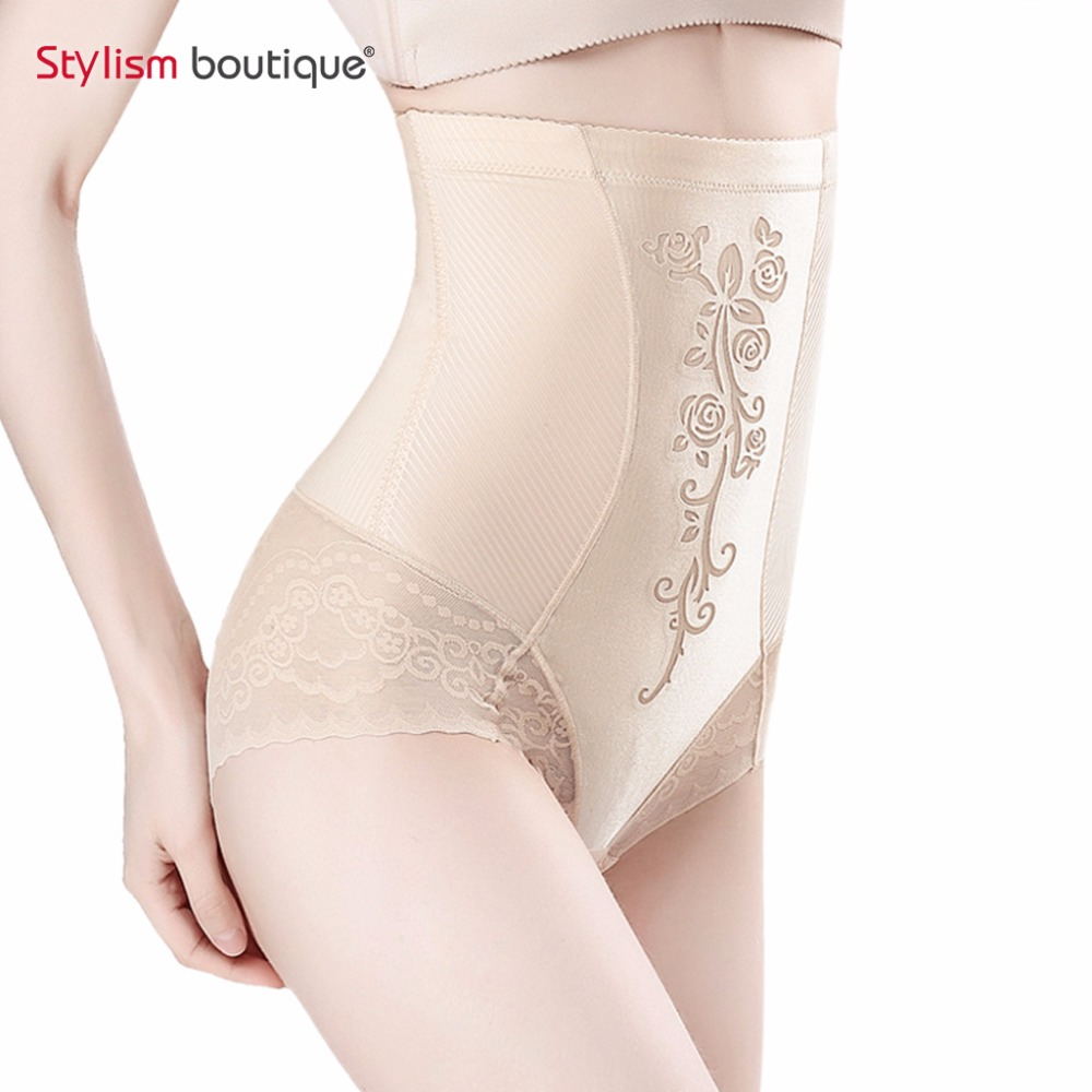 52a1114d443 New Womens Control Panties Waist Trainer Shapewear Bodysuit Buttock  Enhancer Short Extra Firm Sexy Sheer Shaping Hi Waist Brief-in Control  Panties from ...
