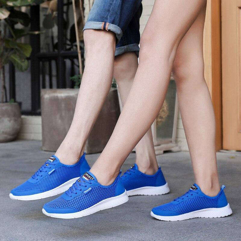 38 gray Black Hombres Tamaño Antideslizante 2018 Tela Moda De Verano Estudiante Zapatos Encaje Transpirable Ocio 50 Malla blue FqOqwSTZx