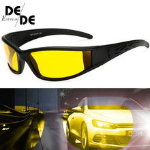 Men Polarized Glasses Car Driver Night Vision Goggles Anti-glare Polarizer Sunglasses Driving Sun 2019