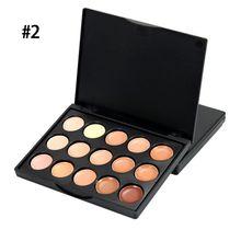 Professional Concealer Palette Makeup Face Cream Concealer Contour Palette Set TQ