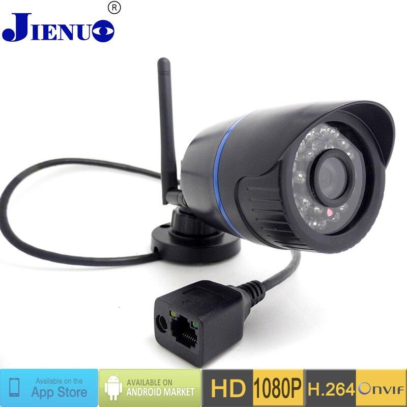 2.0MP Ip-kamera Trådløs HD 1080P Udendørs vandtæt infrarødt - Sikkerhed og beskyttelse - Foto 2