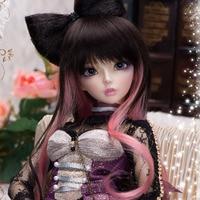 Fairyland Minifee Chloe Soom Doll Bjd Sd Msd 1 4 Luts Volks Dod Ai Include Eyes