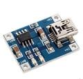 1 unids TP4056 1A Lipo Batería Carga de la Batería de Litio Módulo Cargador Junta DIY Mini Puerto USB para Arduino kit electrónico