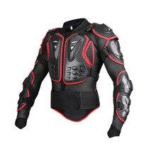 Motorcycle Body Armour Armor Jacket cycling biker armour Armor Motocross protector Blouson de motard de type armure Noir