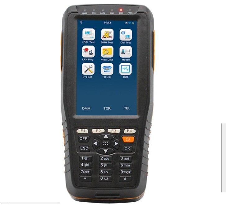 TM600 ADSL2 Tester ADSL Tester With DMM Test Function
