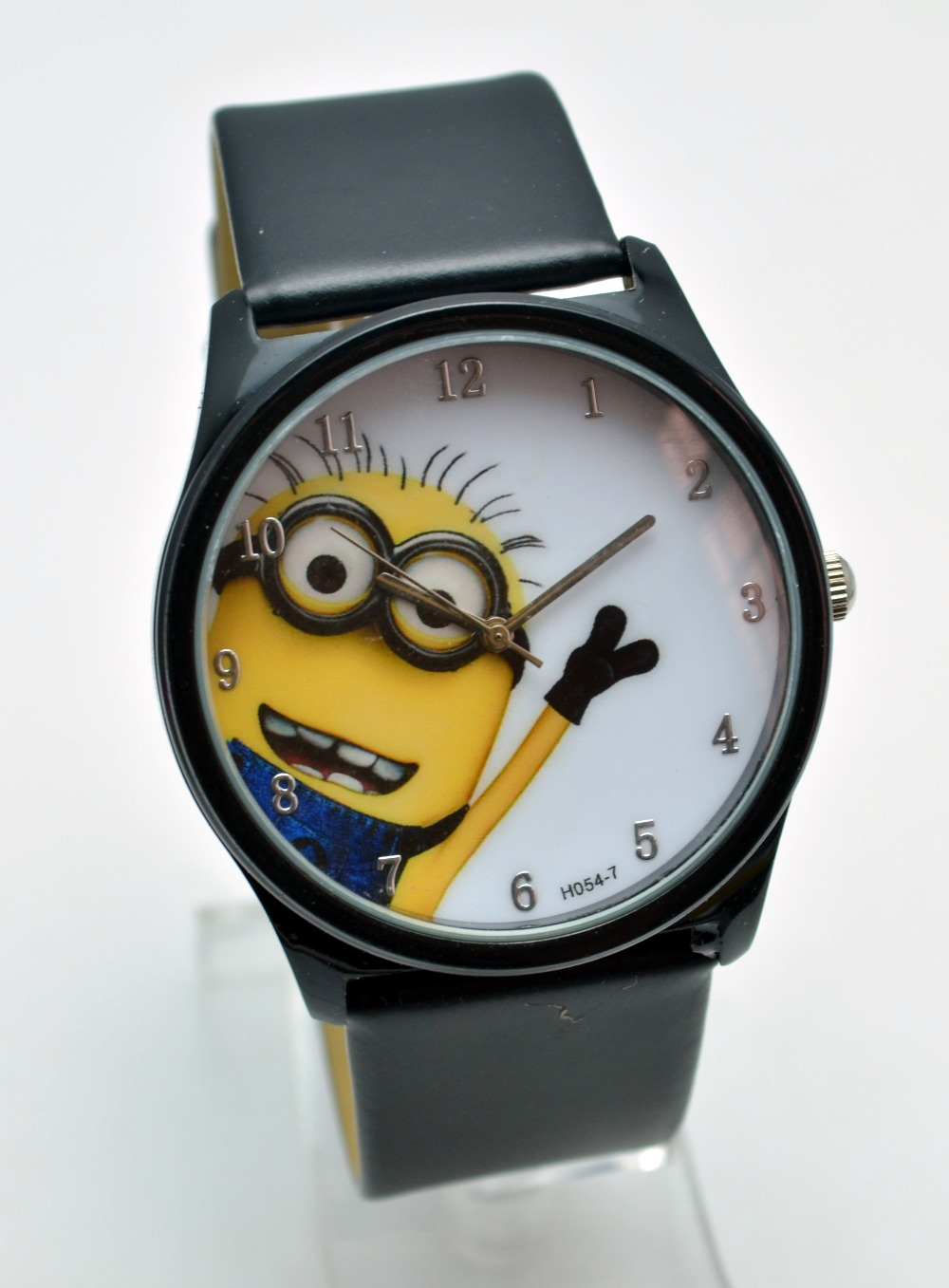 cartoon detail digital product function pu band s children plastic wr watches sport case