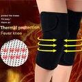 2 pcs Terapia Magnética Térmica Auto-Aquecimento Knee Pad Suporte Brace Protector