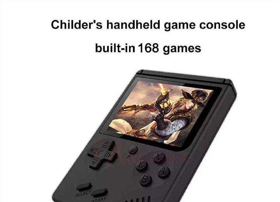 Video consola incorporada de 168 clásicos 2
