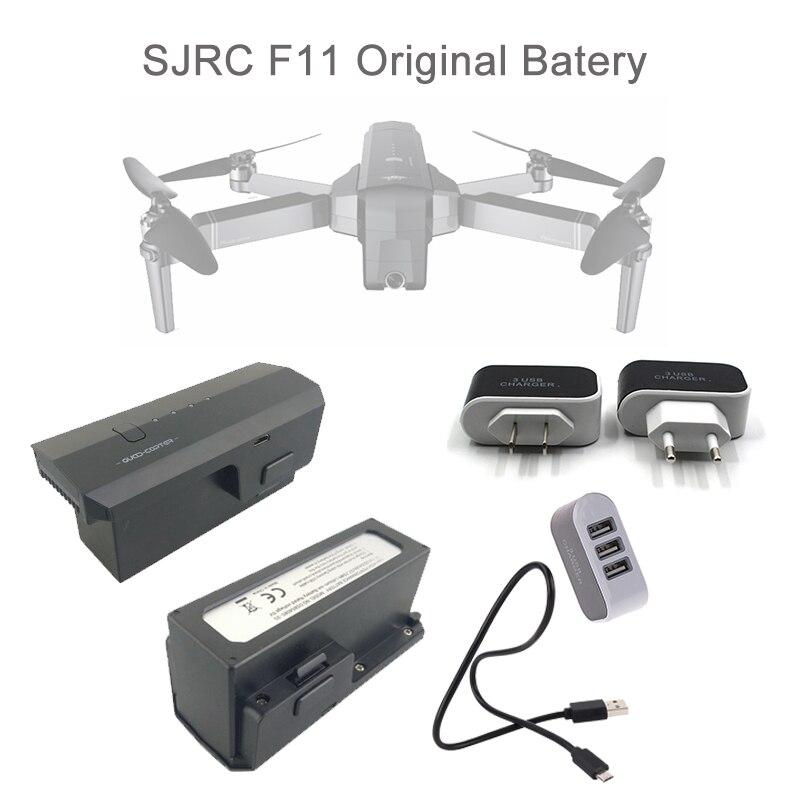 Originale SJRC F11 11.1 v 3 S 2500 mah Lipo Batteria Per RC Quadcopter Drone SJRC F11 Parti di AccessoriOriginale SJRC F11 11.1 v 3 S 2500 mah Lipo Batteria Per RC Quadcopter Drone SJRC F11 Parti di Accessori
