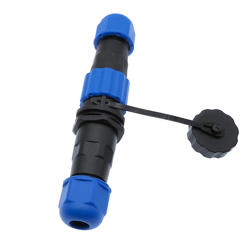Водонепроницаемый разъем IP68 SP13 2 Pin 3pin 4pin 5pin 6pin 7pin Кабельные соединители штепсельная вилка и розетка